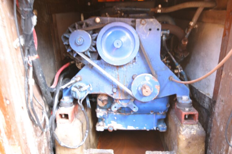 Colvic UFO 27for sale Engine -