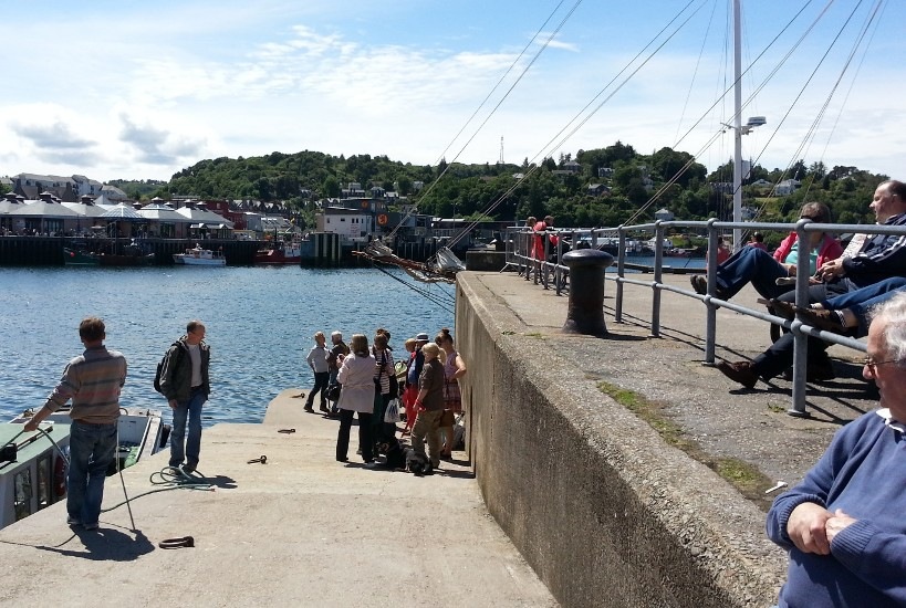 Owner's Fixed Fee Listing Kerrera Ferry