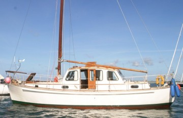 Spey 35ft Motor Sailer for sale