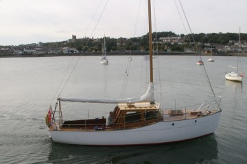 Wooden Classic Sandbanks for sale