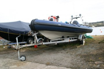 Northcraft Rigid Inflatable Cat for sale