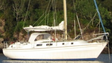 Westerly 33 Fin Keel Sloop for sale