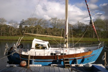 Freeward 30 (Fisher Derivative) for sale