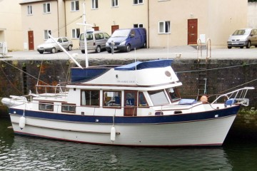 C-Kip 40 Trawler Yacht for sale