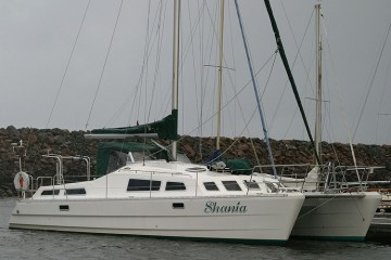 Solaris Sunrise Catamaran for sale