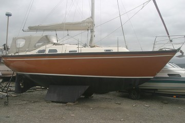 Sovereign 32 for sale