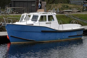 Newhaven Sea Warrior 27 for sale