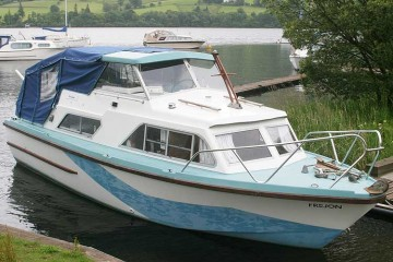 Fairline Fury 25 for sale