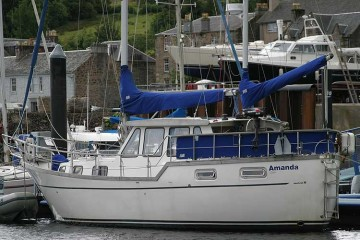 Nauticat 33 for sale