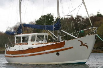 Fisher 30 Ketch for sale