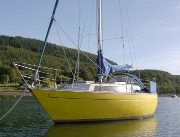 Thames Marine Mirage 28 for sale