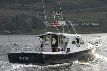 Lochin 33 Sports Fisherman Extended Wheelhouse for sale