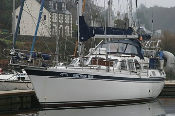Nauticat 40 for sale